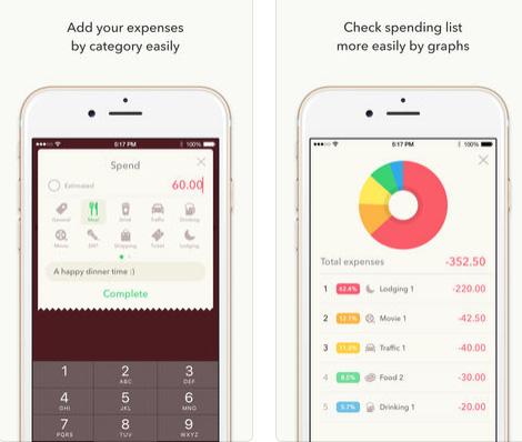 تطبيق Minibudget Pro لإدارة مصاريفك الشهرية