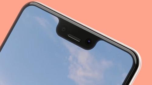 """جوجل بكسل 3 XL بشاشة ذات نتوء علوي """"نوتش"""""""