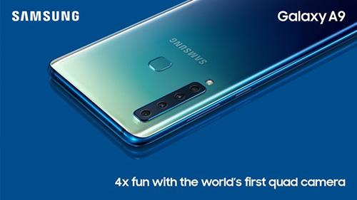 مواصفات Galaxy A9 (2018)