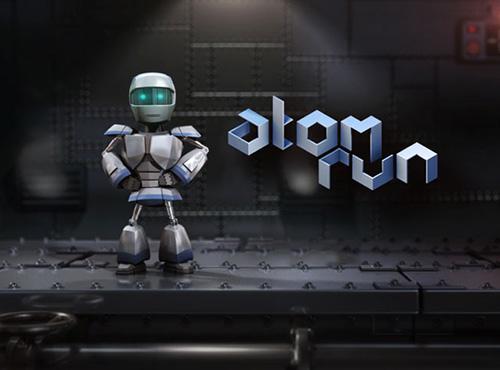 لعبة Atom Run
