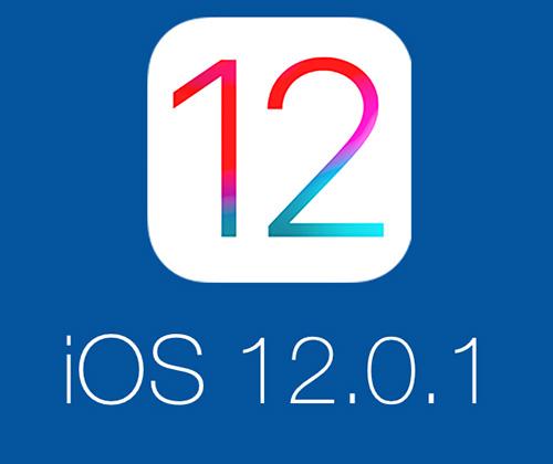 آبل تطلق تحديث iOS 12.0.1 - أول تحديث لنظام iOS 12 !