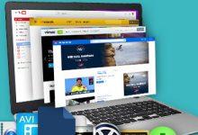 برنامج Gihosoft TubeGet للتحميل من يوتيوب والإنترنت بسهولة، نسخة مجانية وسحب على 15 مفتاح!