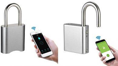 صورة عرض خاص – سمارت بي تي Keyless Padlock USB لتحويل هاتفك إلى مفتاح ذكي!