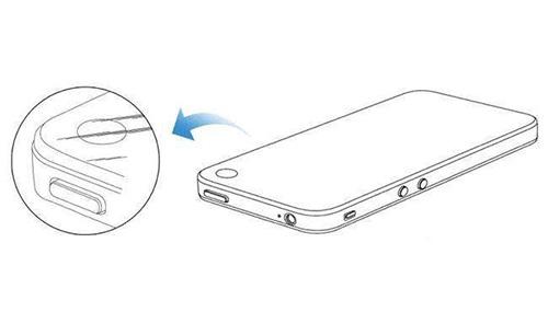براءة اختراع - هواتف الآيفون بدون نوتش في المستقبل!