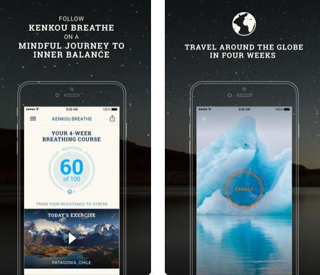 تطبيق Breathe Pro