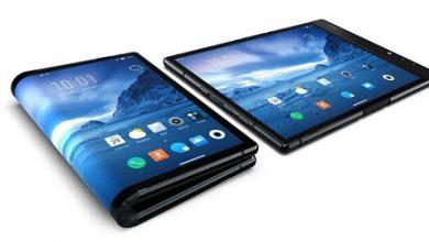صورة رسمياً – FlexPai أول هاتف قابل للطي في العالم!