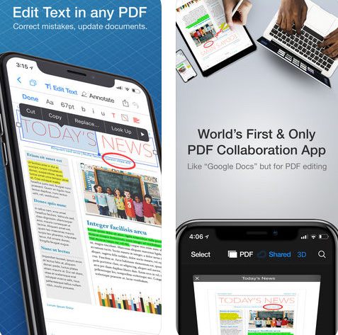 تطبيق PDF Office
