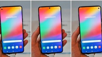 Photo of هاتف سامسونج جالكسي S10 سوف يأتي مع شاشة Infinity-O !