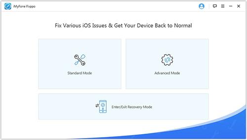برنامج iMyFone Fixppo
