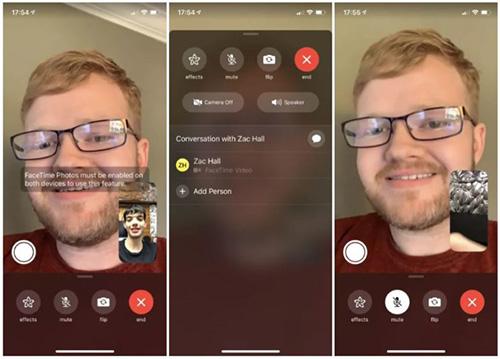 تحديث iOS 12.1.1 - التركيز على FaceTime