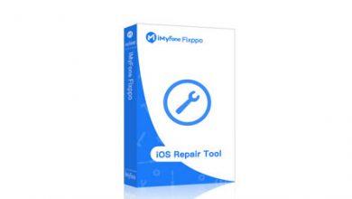 برنامج iMyFone Fixppo لإصلاح مشكلة الشاشة السوداء في الآيفون ومشاكل نظام iOS الأخرى!