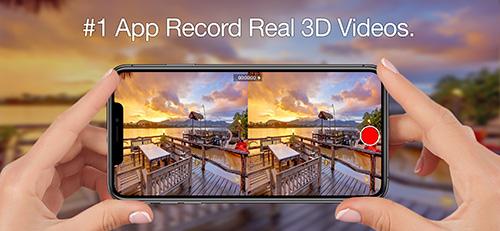 تطبيق 3DPro Camera