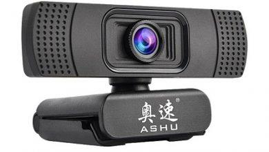 صورة عرض خاص – كاميرا الويب المميزة ASHU Webcam 1080P بخصم كبير لفترة محدودة!