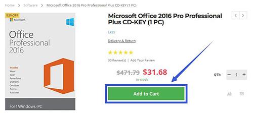 احصل على برامج مايكروسوفت أوفيس 2016 الآن بأرخص سعر ممكن - عرض خاص!