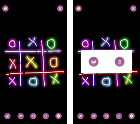 لعبة Doodle Scratchpad