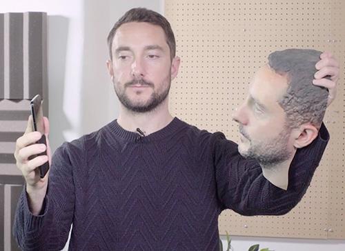 هل يمكن خداع خاصية التعرف على الوجه في هاتفك بقناع ثلاثي الأبعاد؟!