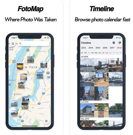 تطبيق FotoMap
