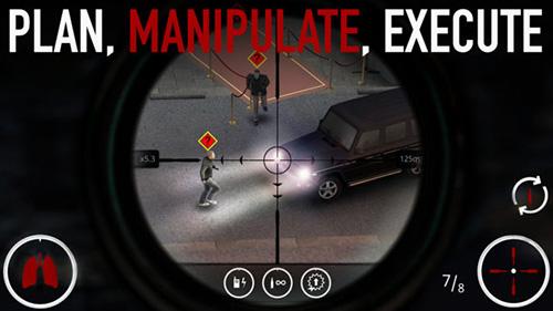 لعبة Hitman Sniper