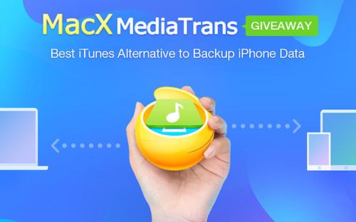 برنامج MacX MediaTrans لنقل وإدارة ملفات الآيفون والآيباد - نسخ مجانية وهدايا قيمة للجميع!