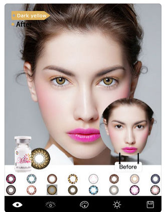 تطبيق Magic Eye Color