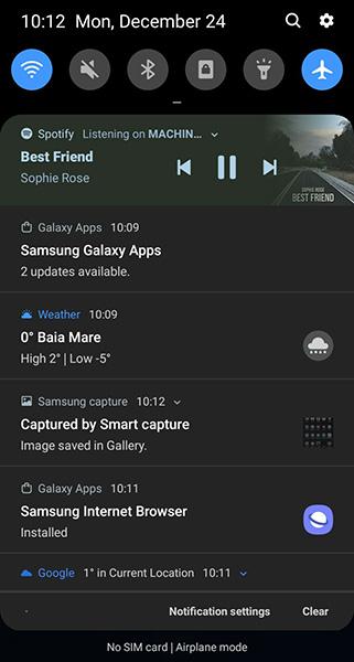 تحديث Android Pie لهواتف جالكسي S9 و S9 Plus