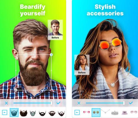 تطبيق Selfie Box لتعديل الصور