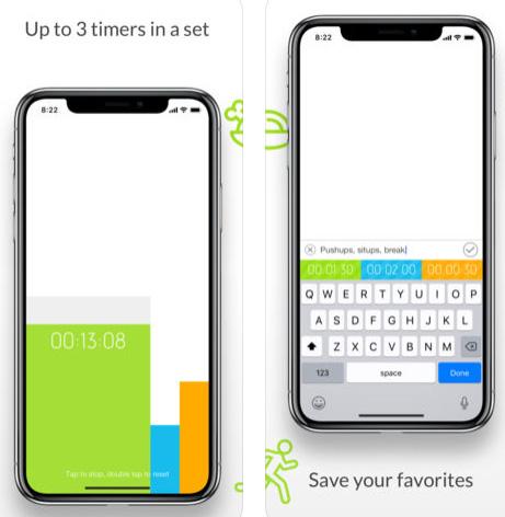 تطبيق Simple Repeat Timer