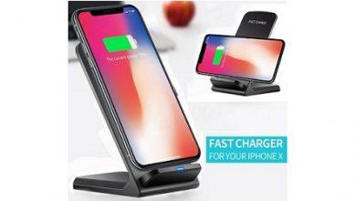 Photo of عرض خاص الشاحن اللاسيلكي Smartphone Fast Charging بسعر حصري لفترة محدودة!