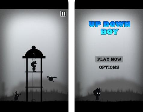 لعبة Up Down Boy