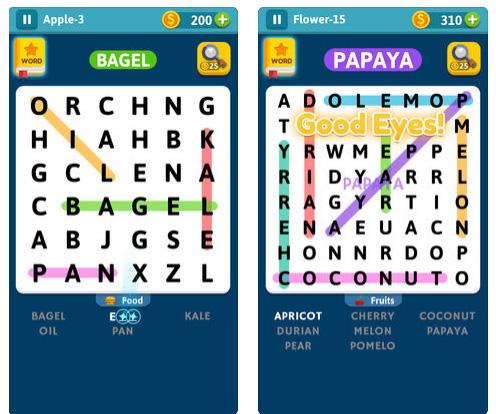 لعبة Word Search