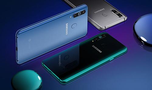 هاتف Galaxy A8s