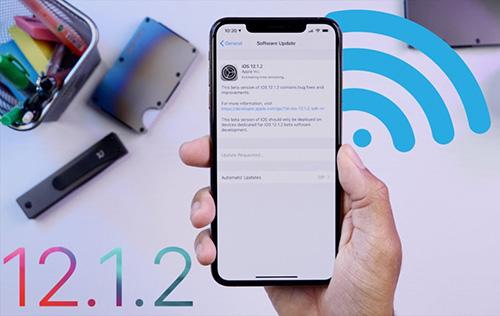 إطلاق تحديث iOS 12.1.2 لإصلاح بعض المشاكل في هواتف الآيفون!