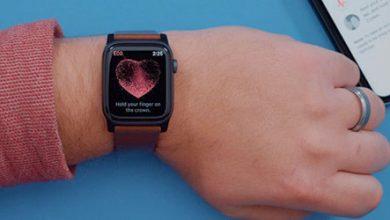 Photo of خاصية رسم القلب ECG في ساعة آبل Watch Series 4 !