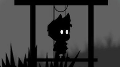 لعبة Up Down Boy المسلية - أنقذ الطفل الصغير من وحوش الظلام!