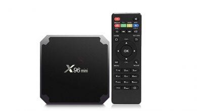 صورة عرض خاص – التلفزيون الذكي بنظام اندرويد X96mini TV Box بسعر مميز!