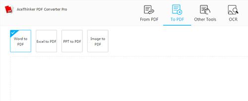 حوّل جميع ملفاتك إلى ملفات PDF