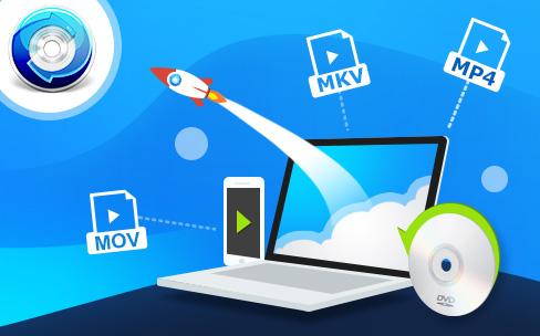 البرنامج مخصص لنسخ الإسطوانات المحمية وتحويل الفيديو