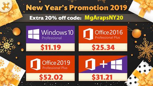 احصل على مفاتيح تفعيل ﻷشهر برامج مايكروسوفت بأرخص الأسعار!