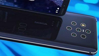 Photo of بالفيديو – هذا هو أول هاتف بخمس كاميرات خلفية نوكيا 9 PureView !