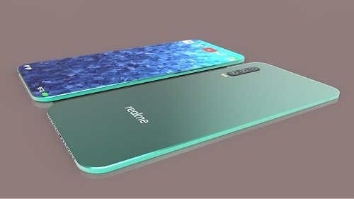 التصور الأول لهاتف Realme 3