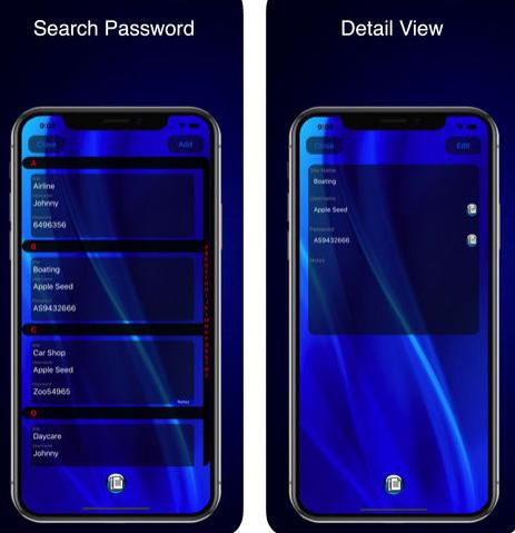 تطبيق Simple Password Keeper