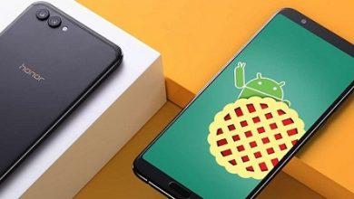 صورة تحديث اندرويد 9 Pie يبدأ في الوصول إلى هواتف هونر V10 !