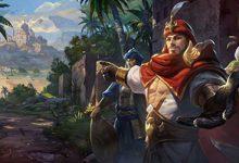 أبطال الشرق : أول لعبة قتال عربية أونلاين - لعبة العام الجديد المنتظرة - تحميل مجاني!