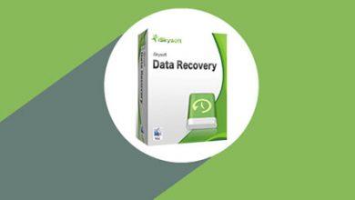 صورة برنامج iSkysoft Data Recovery الهام جدا لاسترجاع جميع الملفات المحذوفة بسرعة وسهولة!