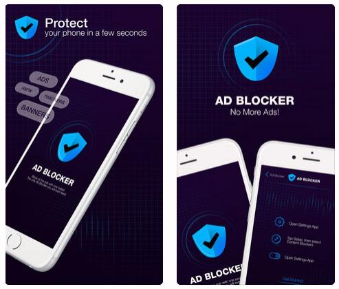 تطبيق Ad.Blocker Plus لحجب الإعلانات على متصفح سفاري