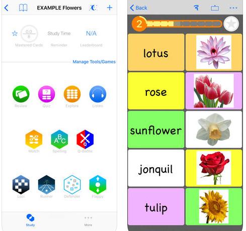 تطبيق Flashcards لتسهيل التعلم والدراسة