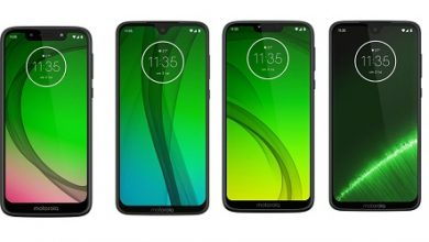 Photo of موتورولا تطلق أربعة هواتف جديدة تحت اسم Moto G7 !