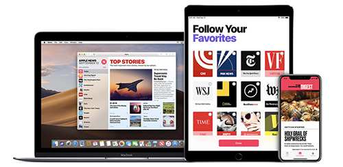 خدمة الصحف والمجلات المدفوعة