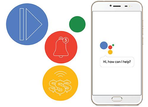 المساعد الشخصي Google Assistant