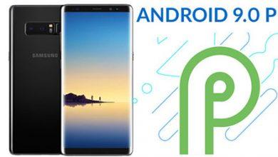 Photo of سامسونج تطلق تحديث Android 9 Pie لهاتف جالكسي نوت 8